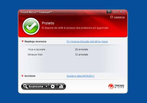 Trend Micro Titanium Security for Netbooks 2012