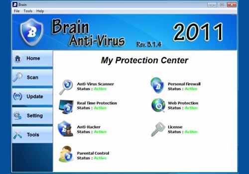 Brain Anti-Virus