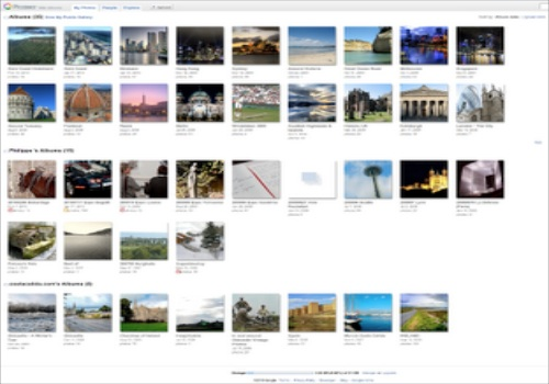 Picasa Web Albums Extended