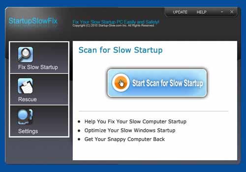 StartupSlowFix