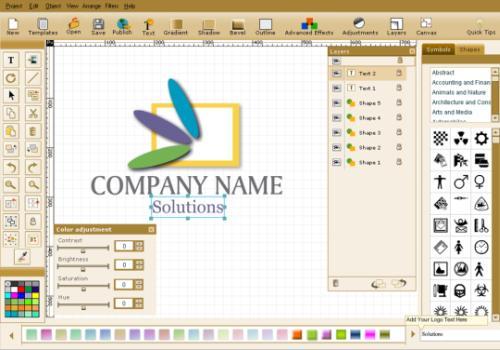 Quick Logo Designer