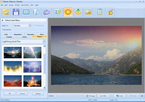 Photo Effects Studio