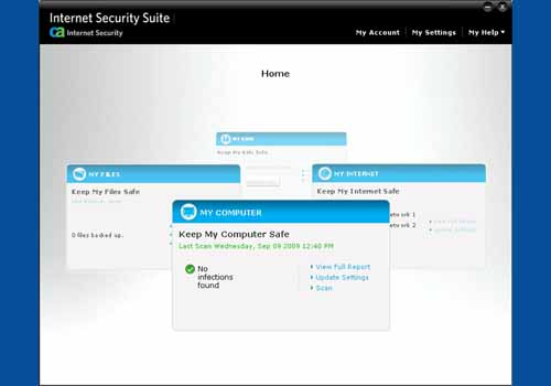 CA Internet Security Suite Plus