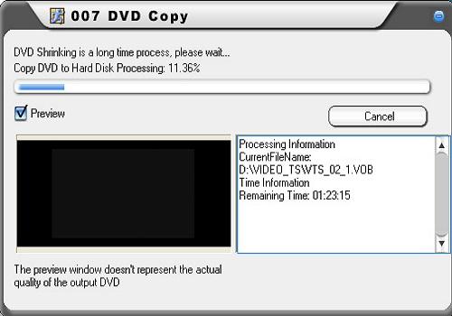 007 DVD Copy
