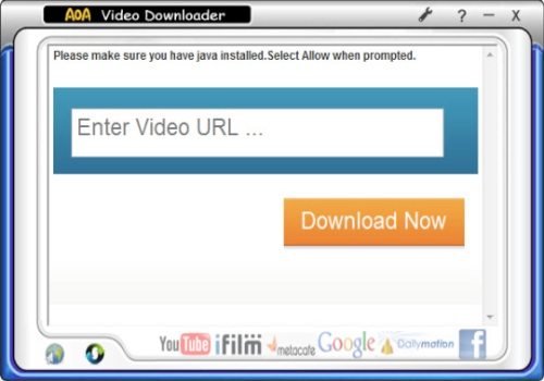AoA Video Downloader