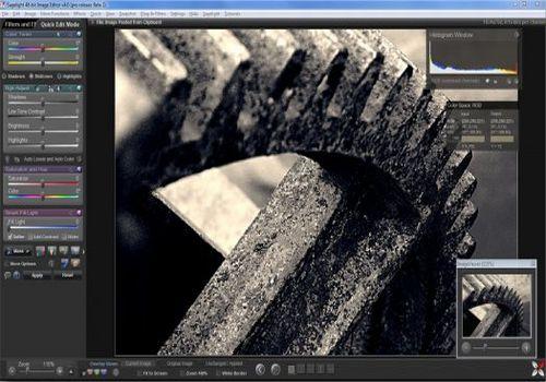 Sagelight Image Editor