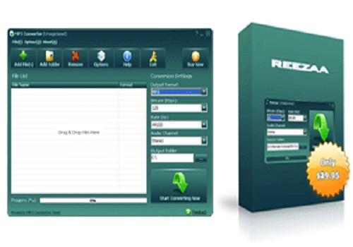 Reezaa MP3 Converter