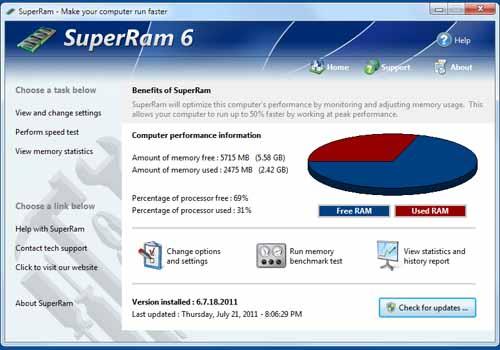 SuperRam 2011