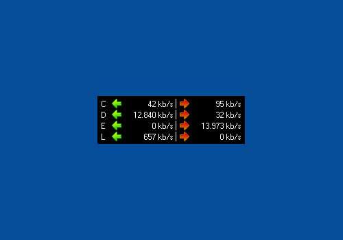 My HDD Speed