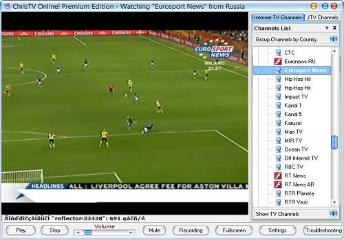 ChrisTV Online! Premium Edition