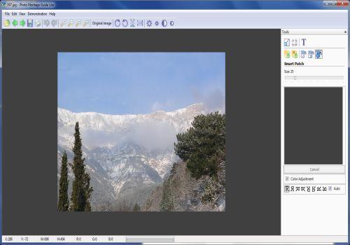 Photo Montage Guide Lite