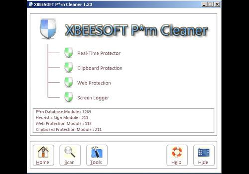 XBEESOFT Porn Cleaner