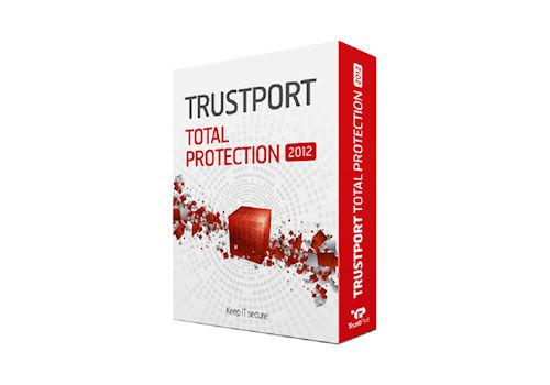 TrustPort Total Protection 2012