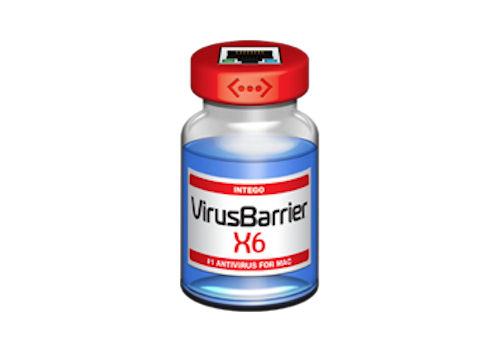 VirusBarrier X6