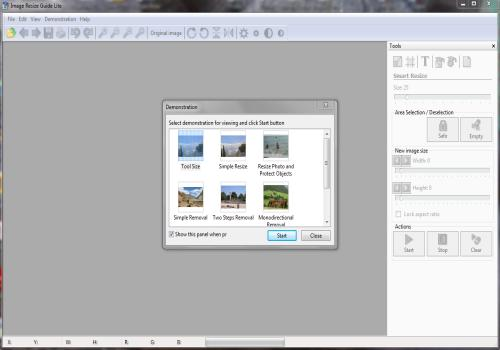 Image Resize Guide Lite
