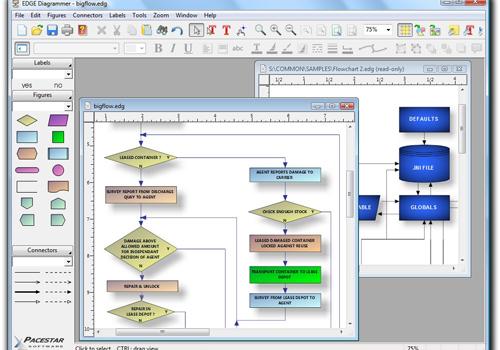 EDGE Diagram Reader