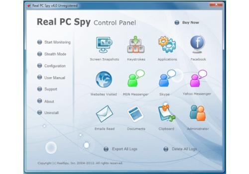 Real PC Spy