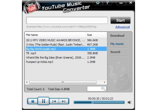 YouTube Music Converter