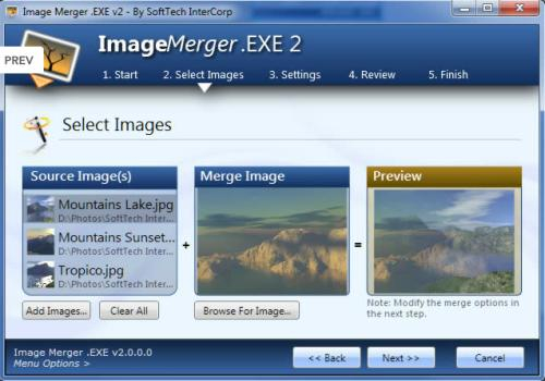 Image Merger