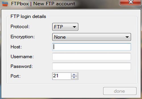 FTPbox