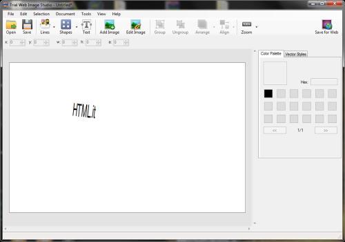 Web Image Studio