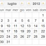 IceFaces Calendar