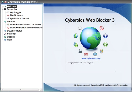 Cyberoids Web Blocker Lite