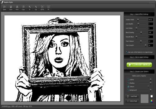 Graphic Styler