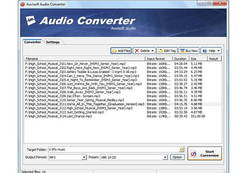 Auvisoft Audio Converter