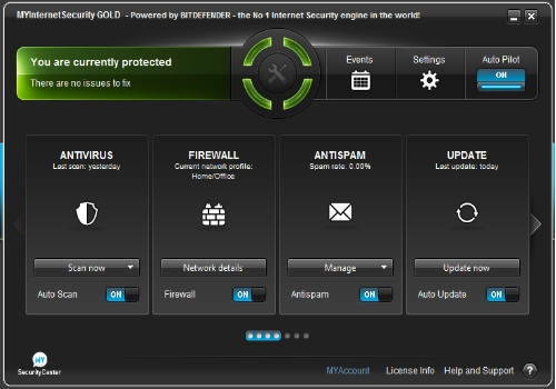 MYSecurityCenter ULTIMATE