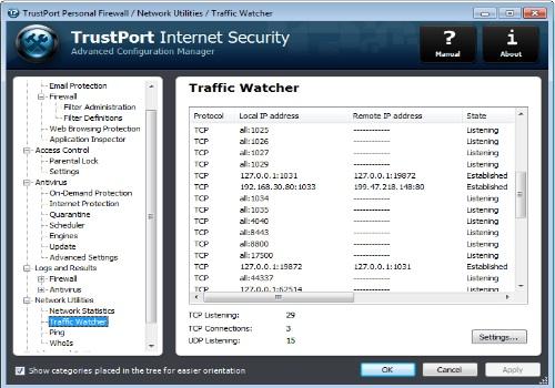 TrustPort Internet Security 2013