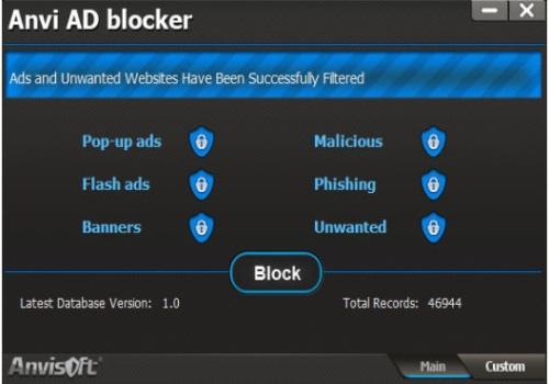 Anvi AD Blocker