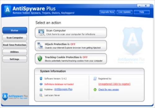AntiSpyware Plus