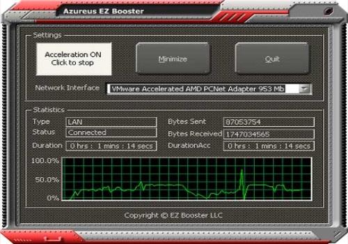 Azureus EZ Boosters