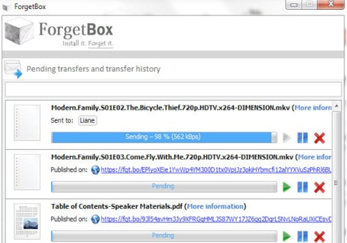 ForgetBox