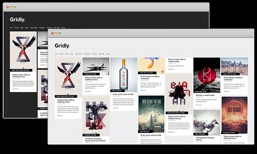 Gridly trasforma WordPress in Pinterest
