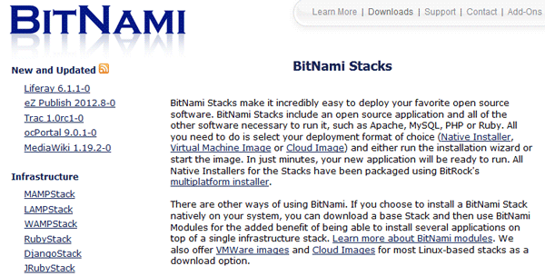 Installare PHP su Windows con Bitnami | HTML it
