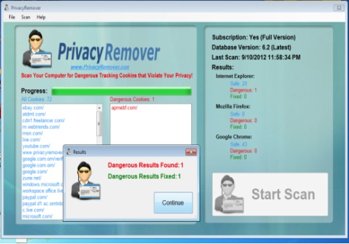 PrivacyRemover