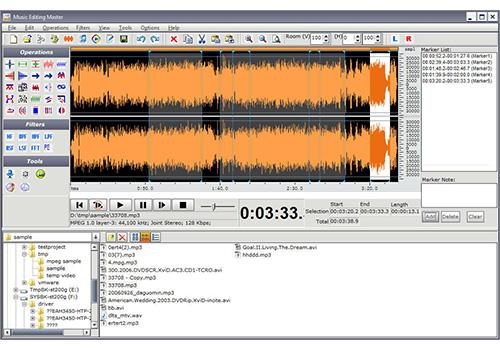 Music Editing Master