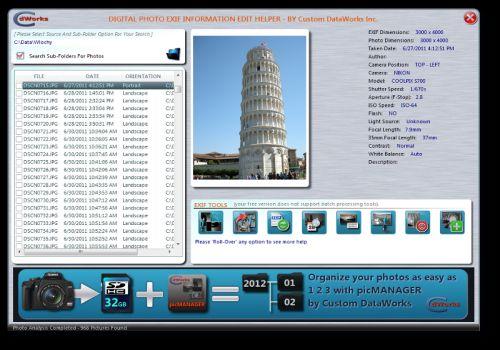 cdWorks Photo Helper