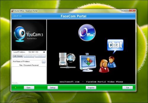 SSuite Office – FaceCom Portal