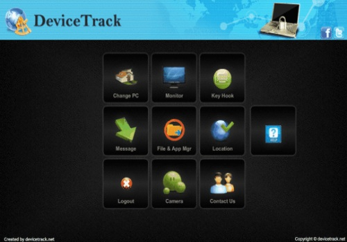 DeviceTrack
