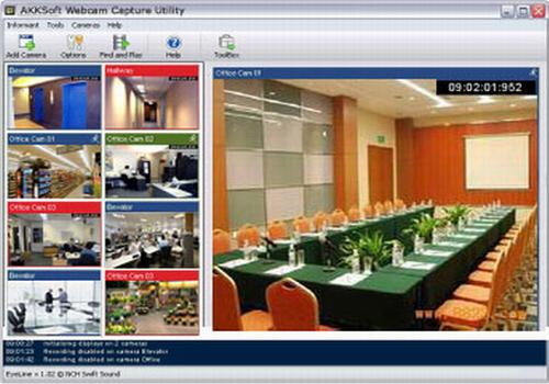 AKKSoft Webcam Capture Utility