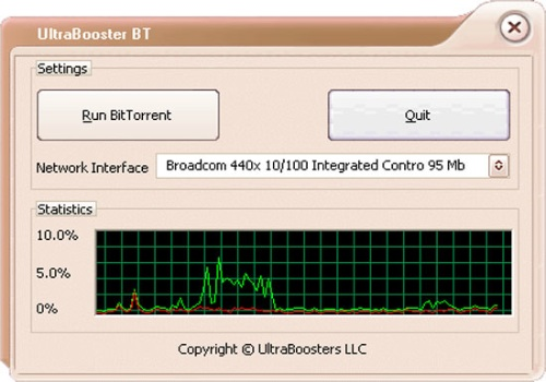 BitTorrent UltraBooster