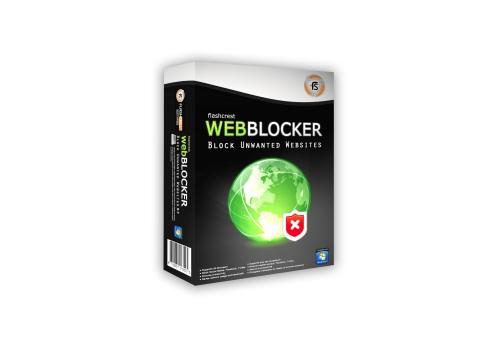 FlashCrest Web Blocker