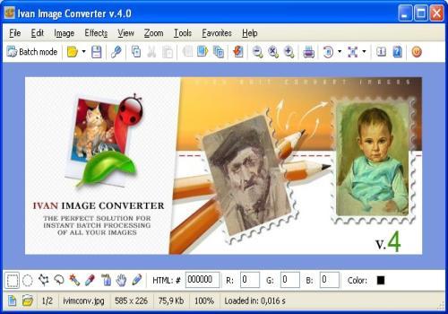 Ivan Image Converter