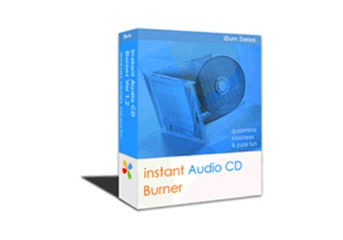 Instant Audio CD Burner