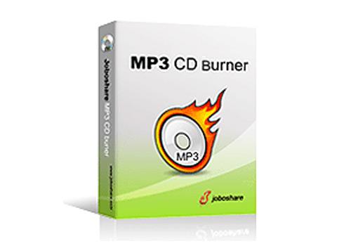 Joboshare MP3 CD Burner