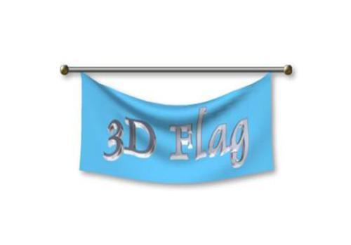 3D Flag AE