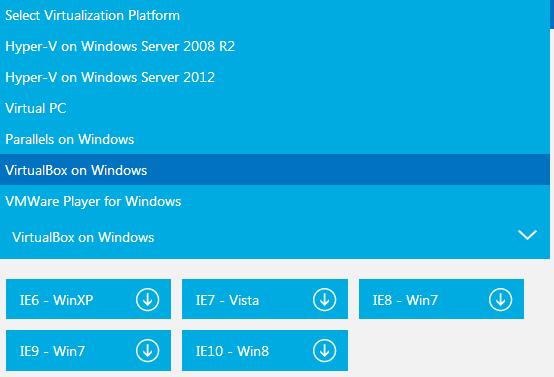 Software di virtualizzazione disponibili